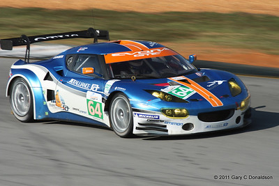 2011 Petit Le Mans Powered by Mazda