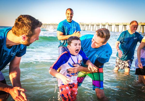 CLUMC Sunrise Baptisms