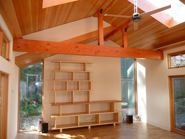 Wilson-Brito residence: interior