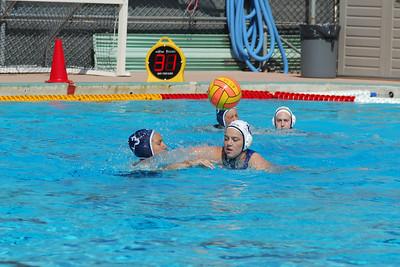 UCSB Gaucho Spring Invite 2009 - Bucknell University vs Cal Baptist University 3/8/09. Final score 11 to 9. BU vs CBU. Photos by Allen Lorentzen.