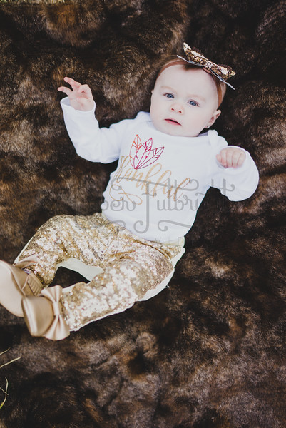 Presley 5 Month