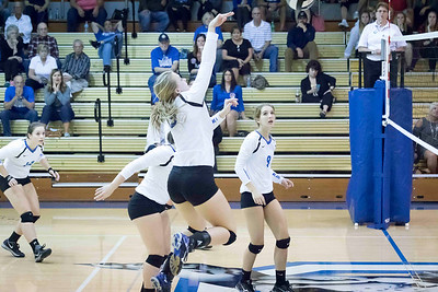 DHS Volleyball 09-26-2016