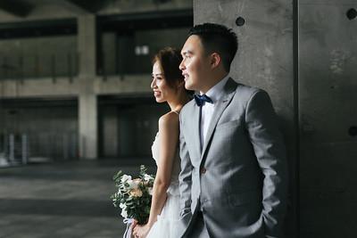 Pre-wedding | Spider + Mari