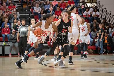LHS Ladies Basketball (2-1-2019)