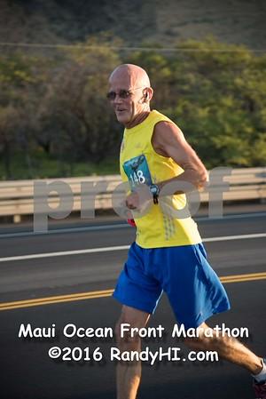 017 Maui Oceanfront Marathon