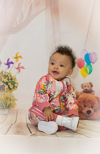 Zorielle 8th Month Photo Session 05.01.2021