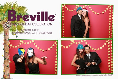 120117 - Breville Holiday Party