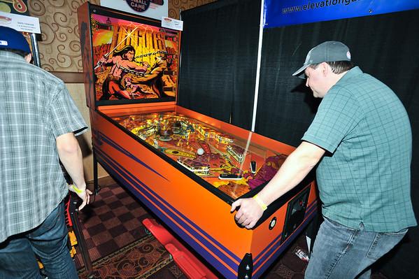 Frisco Pinball Convention 2014