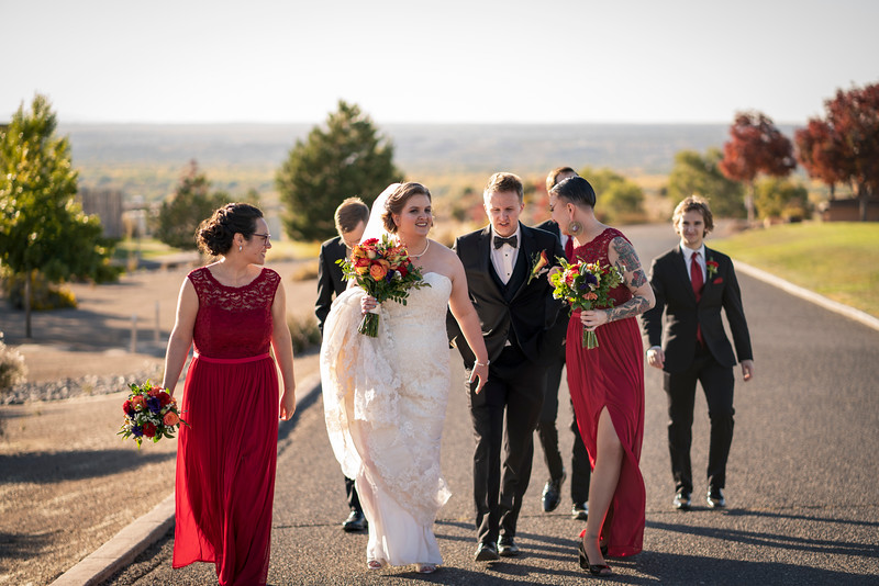 Sandia Hotel Casino New Mexico October Wedding Portraits C&C-57.jpg
