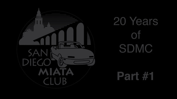 SDMC 20th Anniversary Party