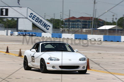 CHIN TRACK DAYS AT SEBRING, APRIL 13-14