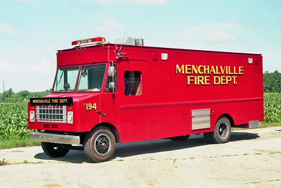 MENCHALVILLE  FIRE DEPARTMENT