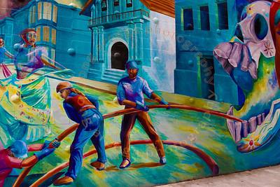 San Francisco Murals