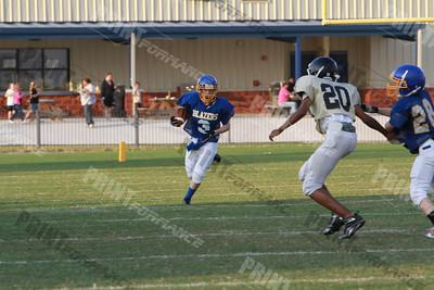 NJHS vs VVJH 7th Grade football 2011