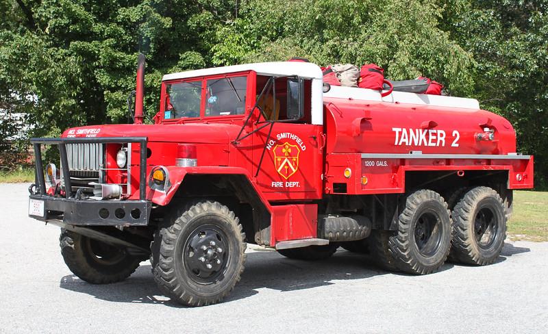 Tanker 2   1963 Am General 6x6.  125 / 1200
