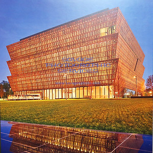 Smithsonian National Museum Of African American History & Culture Grand Opening 9-24-16