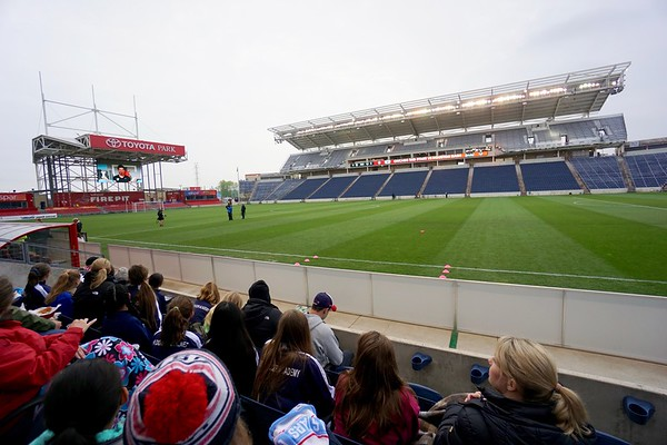 Chicago Red Stars - May 12, 2018