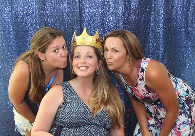 Michele Purdy baby shower
