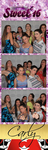 Carly's Sweet 16