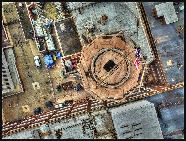 Rebuilding the Hoover stack