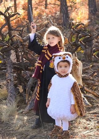 Grimm Girls Halloween