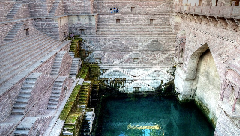 Toorji Ka Jhalra Step Well - Jodhpur