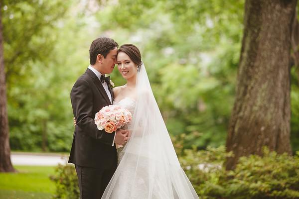Sarah and Frank's Wedding