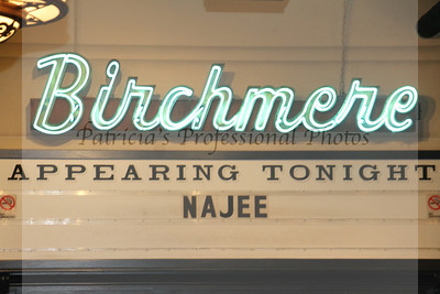Najee -  Live at the  Birchmere