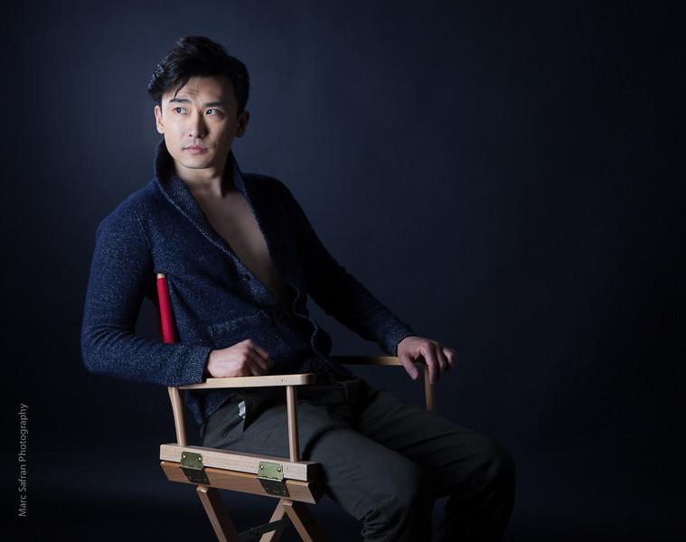 Wiliam YueKun Wu - Actor Actor