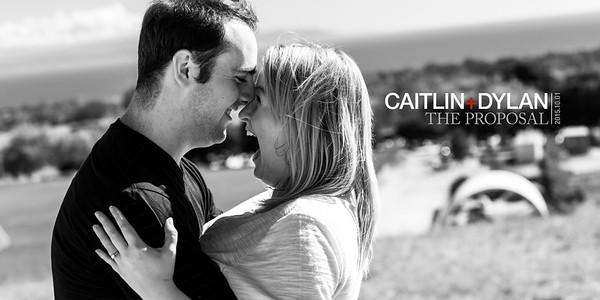 Caitlin and Dylan (Proposal Photography) @ UCSC, Santa Cruz, California