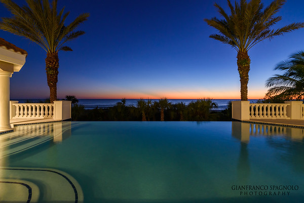 Sarasota Real Estate Twilight Photography