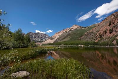North Lake, Eastern Sierra