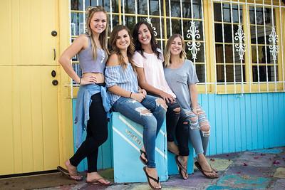 Girls Roommate Photoshoot