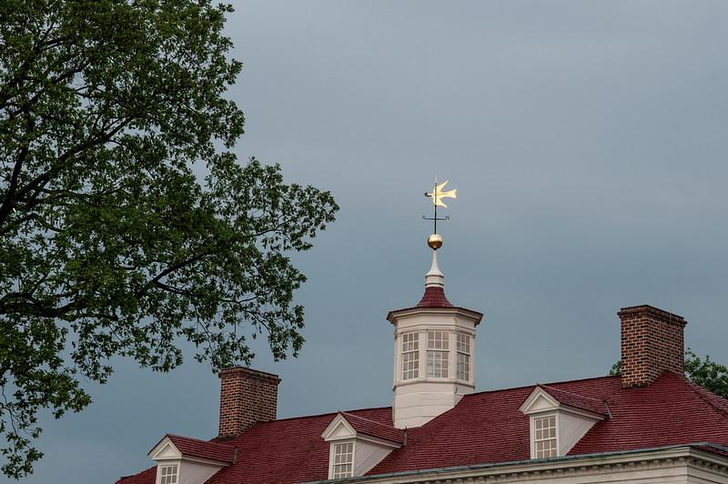 Rain and Hail Mount Vernon Wine Festival