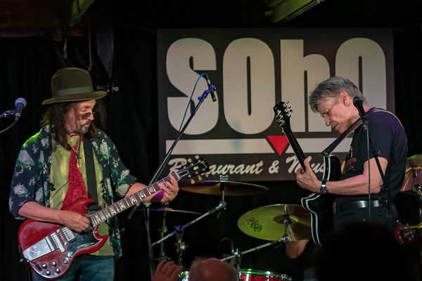John Kay & Mike Campbell - SOhO