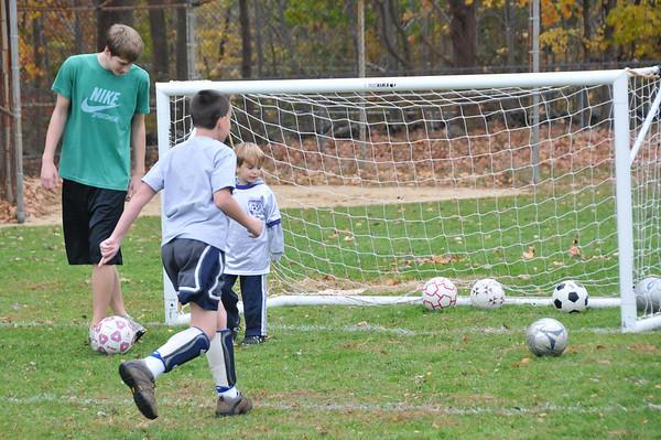Rising Stars Soccer 10-25-08