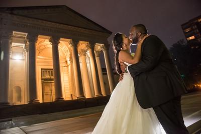Josh and Ola's Wedding 8-12-17