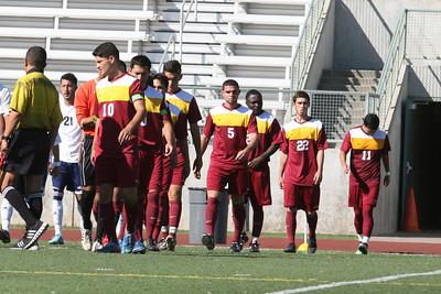 PCC Mens Soccer 10/7 vs El Camino