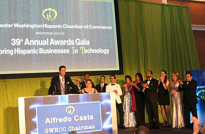 39 Annual Gala Honoring Hispanic Business In Technology
