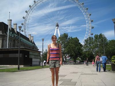 Ellie Does London