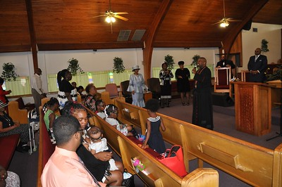 Tabernacle COGIC Picture Day July 1, 2018