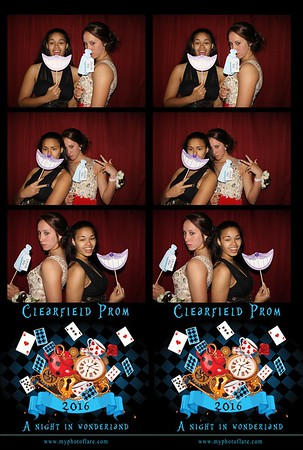 Clearfield Prom 2016