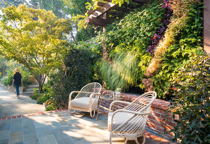 Mill Valley Landscape Design