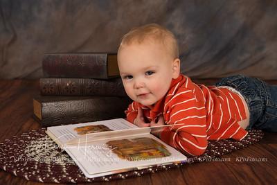 Jaxon's 18 Month Portraits