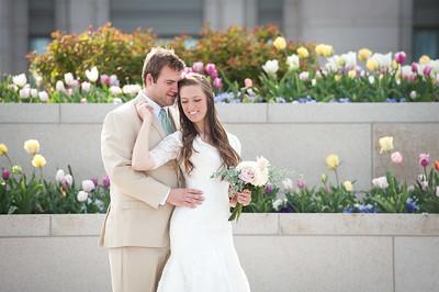 Matt+Laryssa {first look & formals}