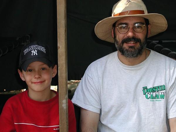 Camp Bedford 2001