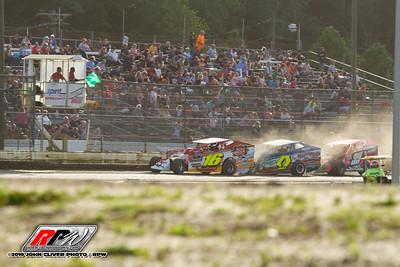 Bridgeport Speedway - 6/22/19 - John Cliver