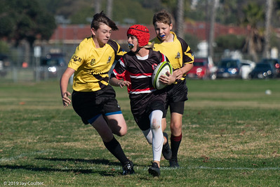 Youth Rugby Games 1-19-2019