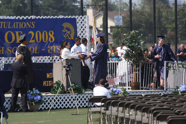 Nik's Graduation June 14, 2008