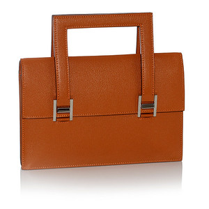 Hermes Pochette 360 Brown